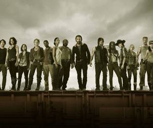 twd, the walking dead, and season 5 image