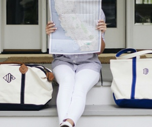 bag, preppy, and countryside image