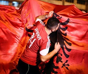 albanian, eagle, and proud image