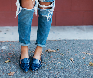autumn, beautiful, and denim image