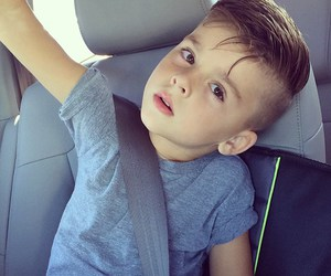 boy, car, and style image
