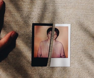 photography, polaroid, and corey fogelmanis image