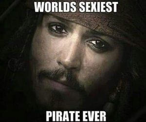 captain jack sparrow, johnny depp, and that's true image