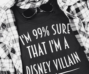 disney, shirt, and villain image