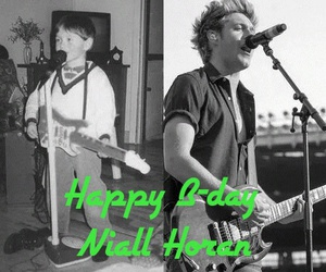 happy birthday, niall horan, and one direction image