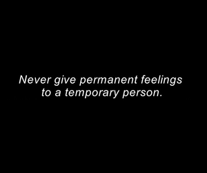 quote, black, and feelings image