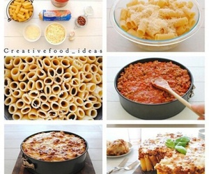 food, diy, and pasta image