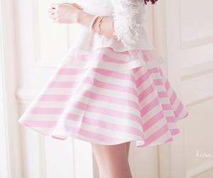 skirt and pink image