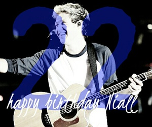 22, happy birthday, and niall image