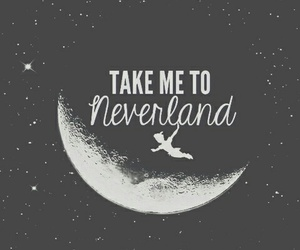 neverland, take, and take me image