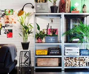 colorful, home decor, and organization image