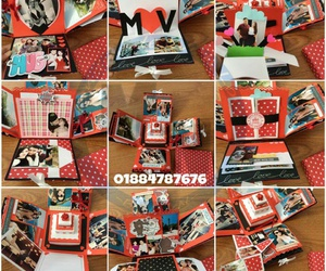 gift, box love, and regalo image