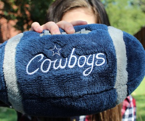 cowboys and football image