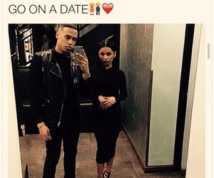date, cute, and couple image