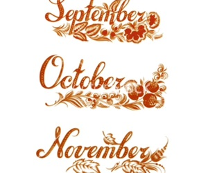autumn, october, and fall image