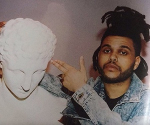 the weeknd, abel, and music image