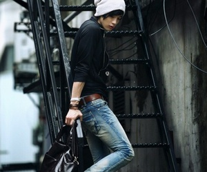fashion, handsome, and korean image