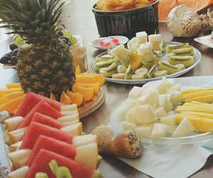 FRUiTS and hawaii party image