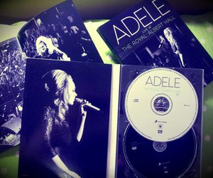 Adele, Best, and dvd image