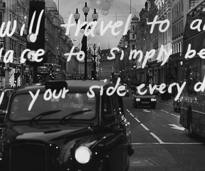 travel, quote, and text image