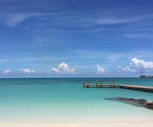 bahamas, paradise, and sea image