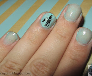 nail, nails, and nailart image