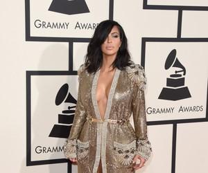 grammys, kim kardashian, and kardashian image