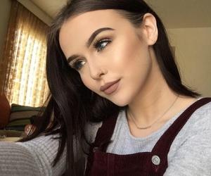 girl, acacia brinley, and make up image