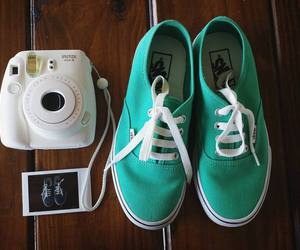 instax, vans, and camera image