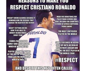 respect and soccer image