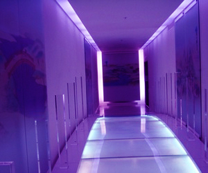 purple, header, and aesthetic image