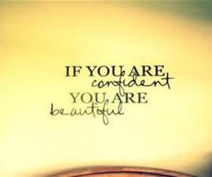 quotes and confident image