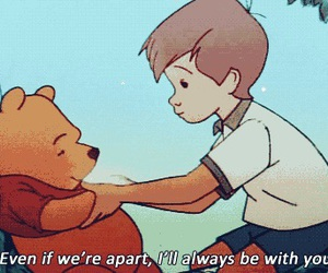 winnie the pooh, disney, and quotes image