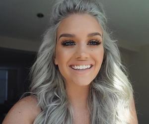 hair, fashion, and makeup image