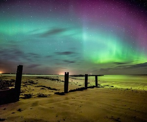 I love it and northern lights image