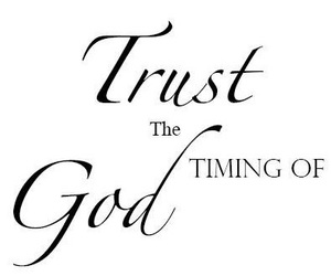 christian, quotes, and trust in god image