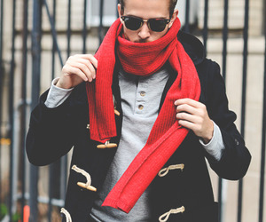 clothes, mens fashion, and fall image