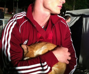 colton haynes, teen wolf, and colton image