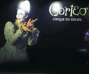 corteo and circo du solei image