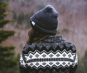 autumn, sweater weather, and fashion image