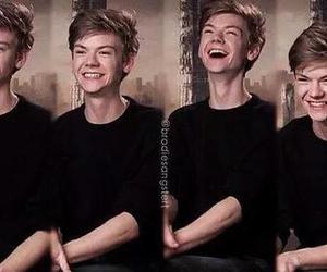 newt, thomas brodie sangster, and thomas sangster image