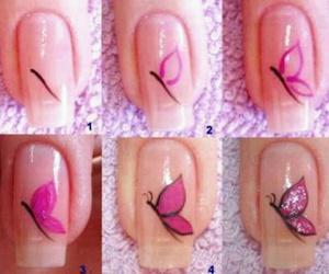 fashion, cute, and nail art image