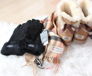 fashion, ugg, and winter image