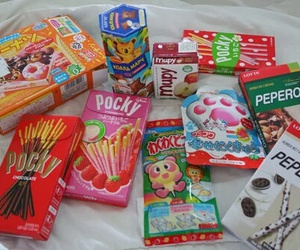 japan and pocky image