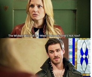 once upon a time, funny, and captain hook image