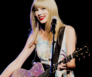 Taylor Swift, guitar, and perfect image