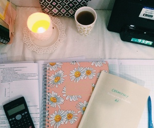 notebooks, pretty, and stationery image
