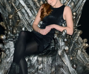 actress, game of thrones, and sophie turner image