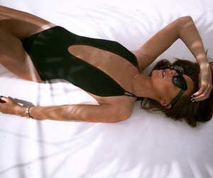 chic, sunglasses, and fashion image