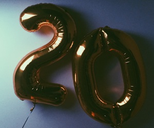 20, balloons, and alternative image